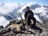 The Mid-Asian Ibex hunting in Kyrgyzstan