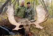 The Chukotka Moose hunting in Chukotka