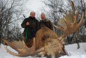 The Chukotka Moose hunting in Kamchatka